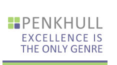 Penkhull Press logo